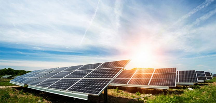 Solar powered AC Units