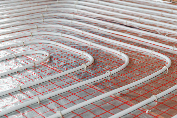 An overview of radiant floor heat installation