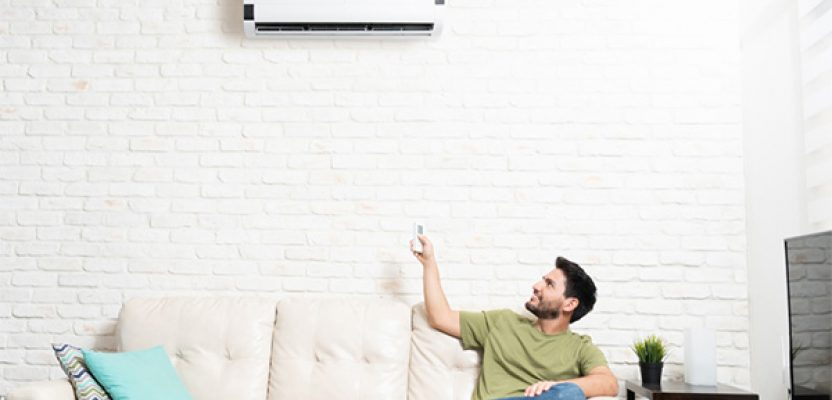 What are the advantages of a mini split air conditioner?